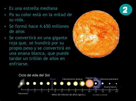 El sol nuestra estrella