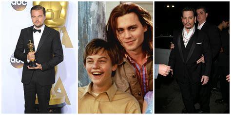 El sorprendete antes y después de 10 famosos