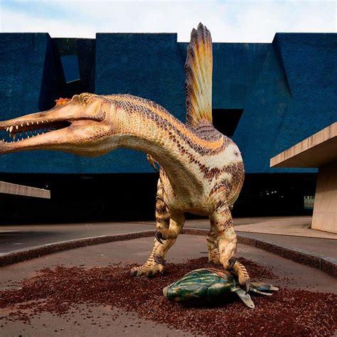 El Spinosaurus, el dinosaurio carnívoro más grande del ...