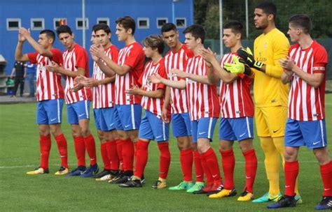 El Sporting juvenil será televisado gratis en la Copa de ...