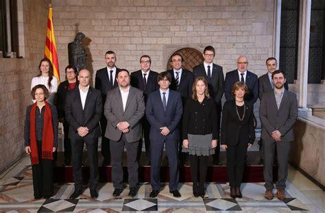El 'sottogoverno' del govern Puigdemont | VilaWeb