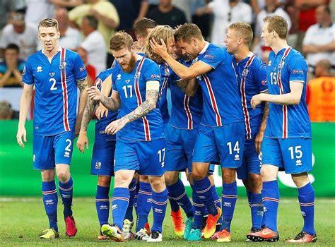 El sueño de Islandia no tiene fin: sacaron a Inglaterra de ...