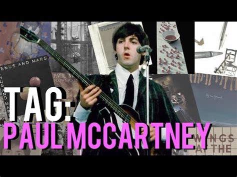 EL TAG DE LAS CANCIONES DE PAUL McCARTNEY   YouTube