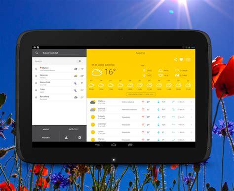 El Tiempo 14 días - Aplicaciones de Android en Google Play
