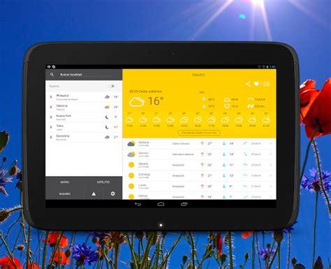 El Tiempo 14 días para Android - Descargar Gratis