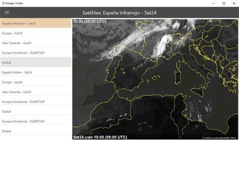 El Tiempo 14 días, toda la información meteorológica en tu ...
