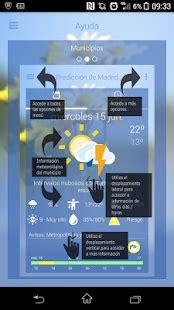 El tiempo de AEMET   Aplicaciones de Android en Google Play