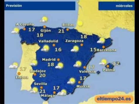El Tiempo en España para mañana martes, el 28/02/2012 ...