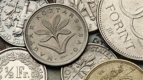 El tipo de cambio entre el florín húngaro y otras monedas