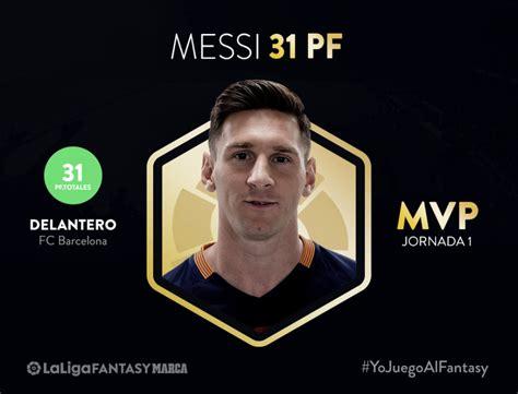 El Top 10 de los MVP en LaLiga Fantasy MARCA | Marca.com