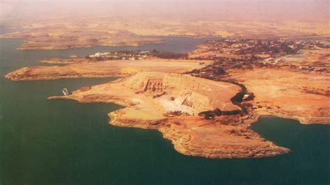 El traslado de los templos de Abu Simbel   Una breve historia