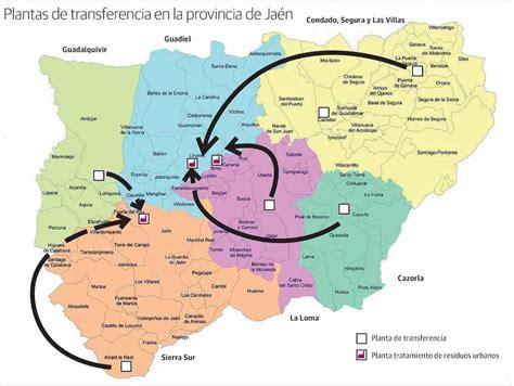 El tratamiento de la basura en toda la provincia de Jaén ...