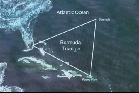 El Triángulo de las Bermudas: 50 años de mitos y ...