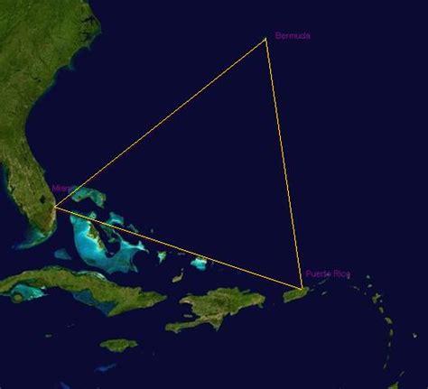 El triángulo de las Bermudas - Una breve historia