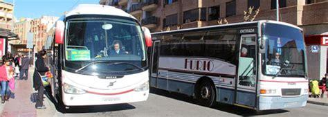 El triángulo » Definidos los horarios del bus de Onda a la ...