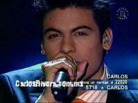 El Triste - Carlos Rivera - VAGALUME
