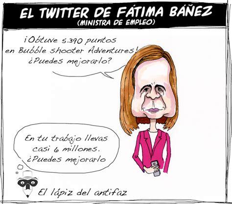 El twitter de Fátima Bañez   La Voz de La Palma | La Voz ...