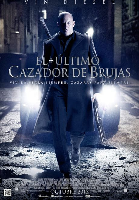 El Último Cazador de Brujas (The Last Witch Hunter) | Cine ...