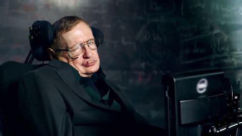 El último gran estudio de Stephen Hawking: la existencia ...