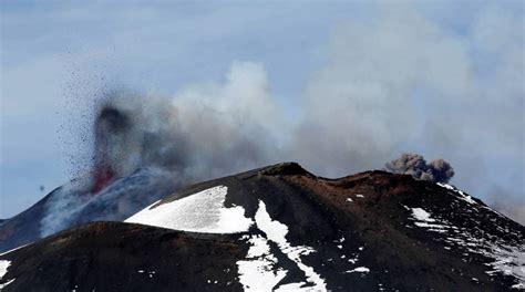 El último susto del Etna: el volcán más activo de Europa ...