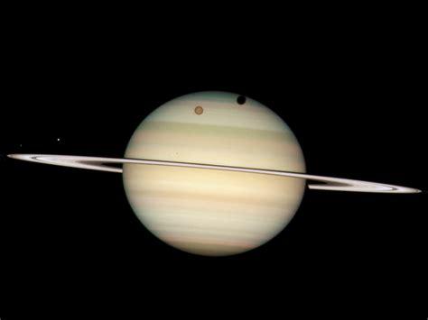El Universo: Saturno