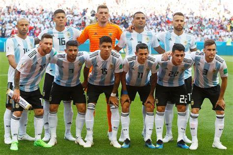 El uno x uno argentino de todo el Mundial - 30/06/2018 - Olé