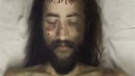EL VERDADERO ROSTRO DE JESUS   LA IMAGEN DE CRISTO NUNCA ...