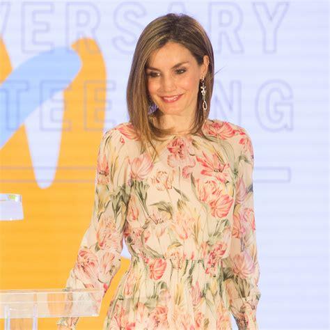 El vestido de Zara de Letizia que puedes comprar en las ...