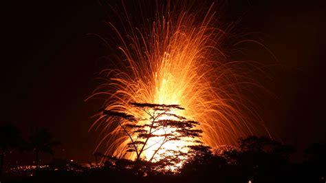 El volcán Kilauea en Hawái entra en erupción explosiva ...