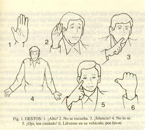 ELE y DELE: El lenguaje de los gestos