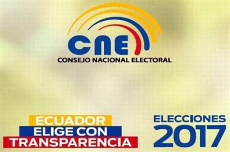 Elecciones 2017 en Ecuador