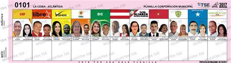 Elecciones 2017 Municipio LA CEIBA: Donde votar ...