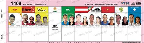 Elecciones 2017 Municipio LUCERNA: Donde votar, Candidatos ...