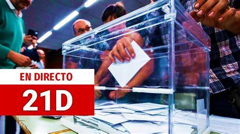 Elecciones catalanas 2017: Últimas encuestas, sondeos y ...