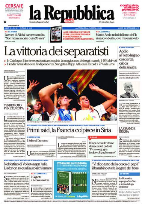 Elecciones Catalanas: La prensa internacional, pendiente ...
