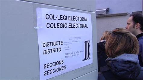 Elecciones Cataluña: Jornada histórica