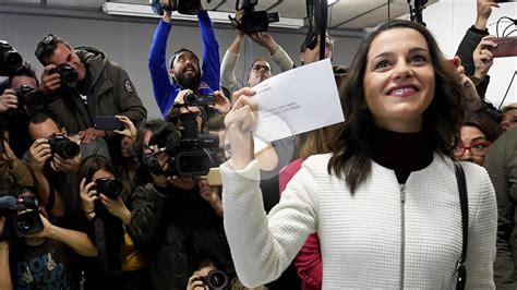 Elecciones Cataluña: Un sondeo da la victoria a C's pero ...