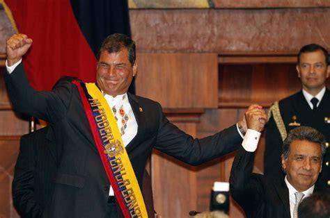 Elecciones en Ecuador: quién es Lenín Moreno, el (casi ...