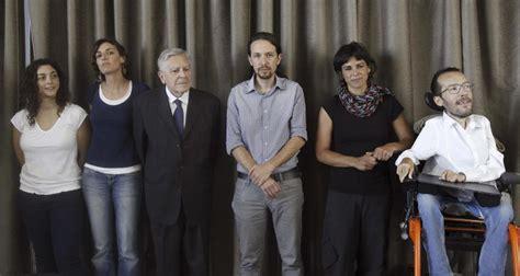 Elecciones europeas: Pablo Iglesias: Felipe González ha ...