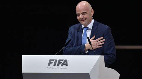 Elecciones: Infantino, nuevo presidente de la FIFA ...
