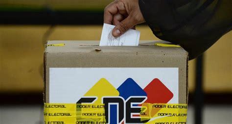 Elecciones regionales en Venezuela 2017   Mundo   Pulzo.com
