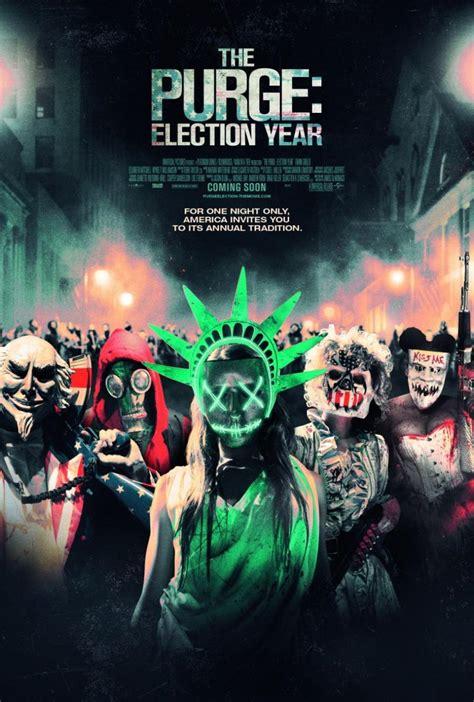 Election: La noche de las bestias  2016    FilmAffinity