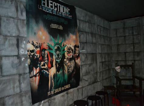 Election: La noche de las bestias : La purga llega a ...
