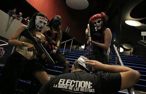 Election: La noches de las bestias, así se vive una noche ...