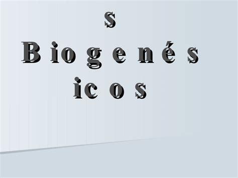 elementos biogenesicos- biologia