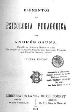 Elementos de psicología pedagógica | Normal del Estado de ...
