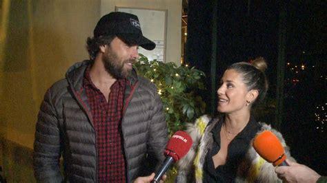 Elena Tablada y Javier Ungría, felices tras anunciar su ...