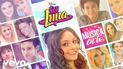 Elenco de Soy Luna - Música en ti (Audio Only) - YouTube