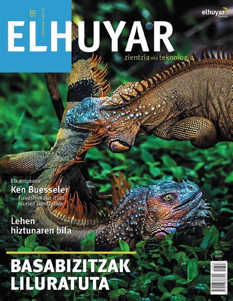 Elhuyar Aldizkaria - 303 by Elhuyar - Issuu