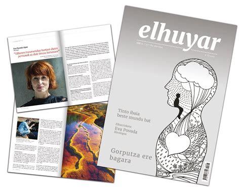 Elhuyar aldizkaria, jantzi berria soinean - Elhuyar Aldizkaria